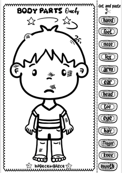 Ingles para preescolar panosundaki Pin