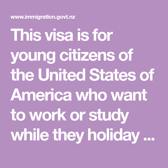 c326613f93c4efc350f20d44c24c4fa8 - How To Get A Working Holiday Visa For Usa