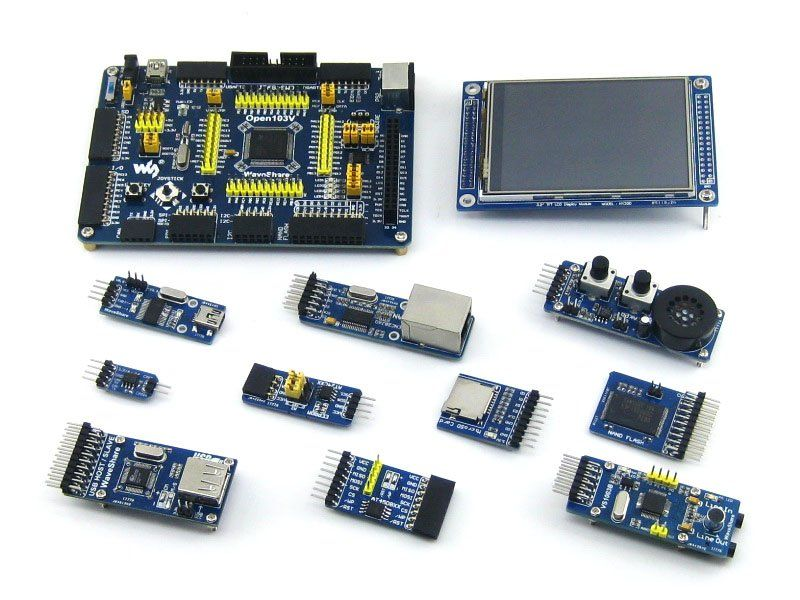 Open103V Package B STM32F103VET6 STM32F103 STM32 ARM Cortex-M3