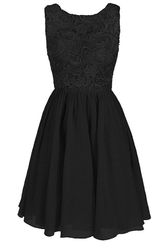 Dresstore womenus lace bridesmaid formal short homecoming dress