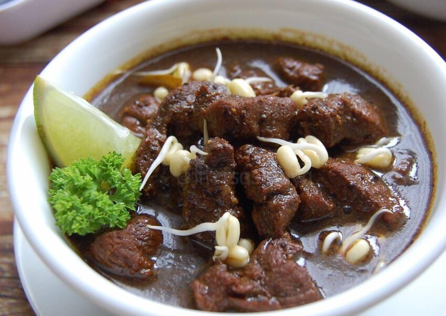 Resep Rawon Yummy Oleh Fitri Sasmaya Resep Resep Makanan Resep Masakan