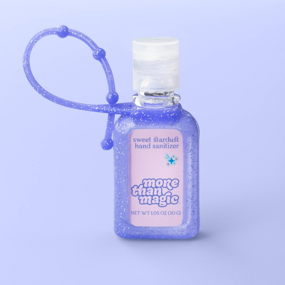 Hand Sanitizer Carrier 1 05oz More Than Magic Sweet Stardust