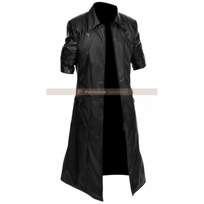 Origina Exclusive Devil May Cry 3 DMC 3 Dante Cosplay Costume Custom Size