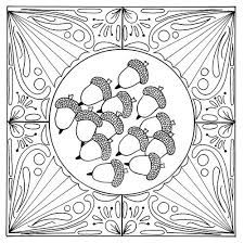 Image Result For Free Printable Coloring Pages 7 Year Olds Thanksgiving Fall