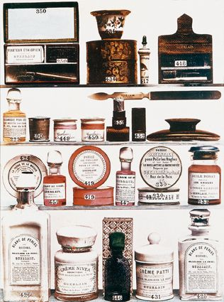 Image result for vintage makeup catalogue