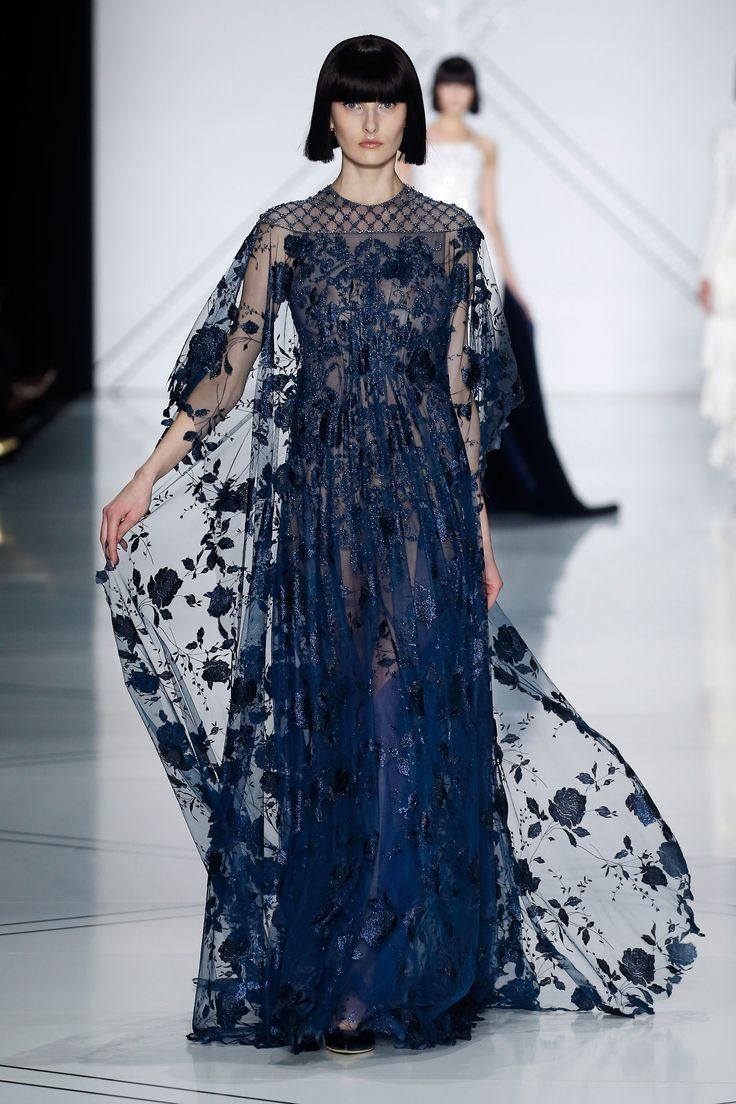 See the complete Ralph & Russo Spring 2017 Couture collection.  Looking for more blue fashion & street style ideas? Check out my board: Blue Street Style by @aureliansupply  Street Style // Fashion // Spring Outfit // Style Ideas