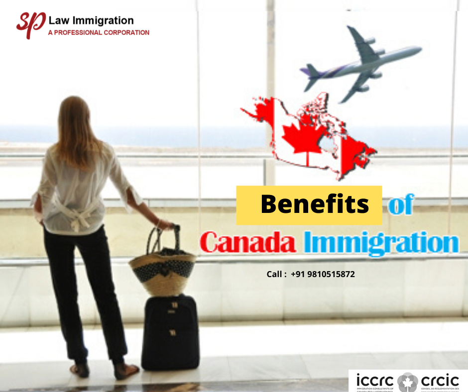 Looking To Immigrate To Canada Following Are The Benefits To Immigrate To Canada Kids Health Healthcare System Canada