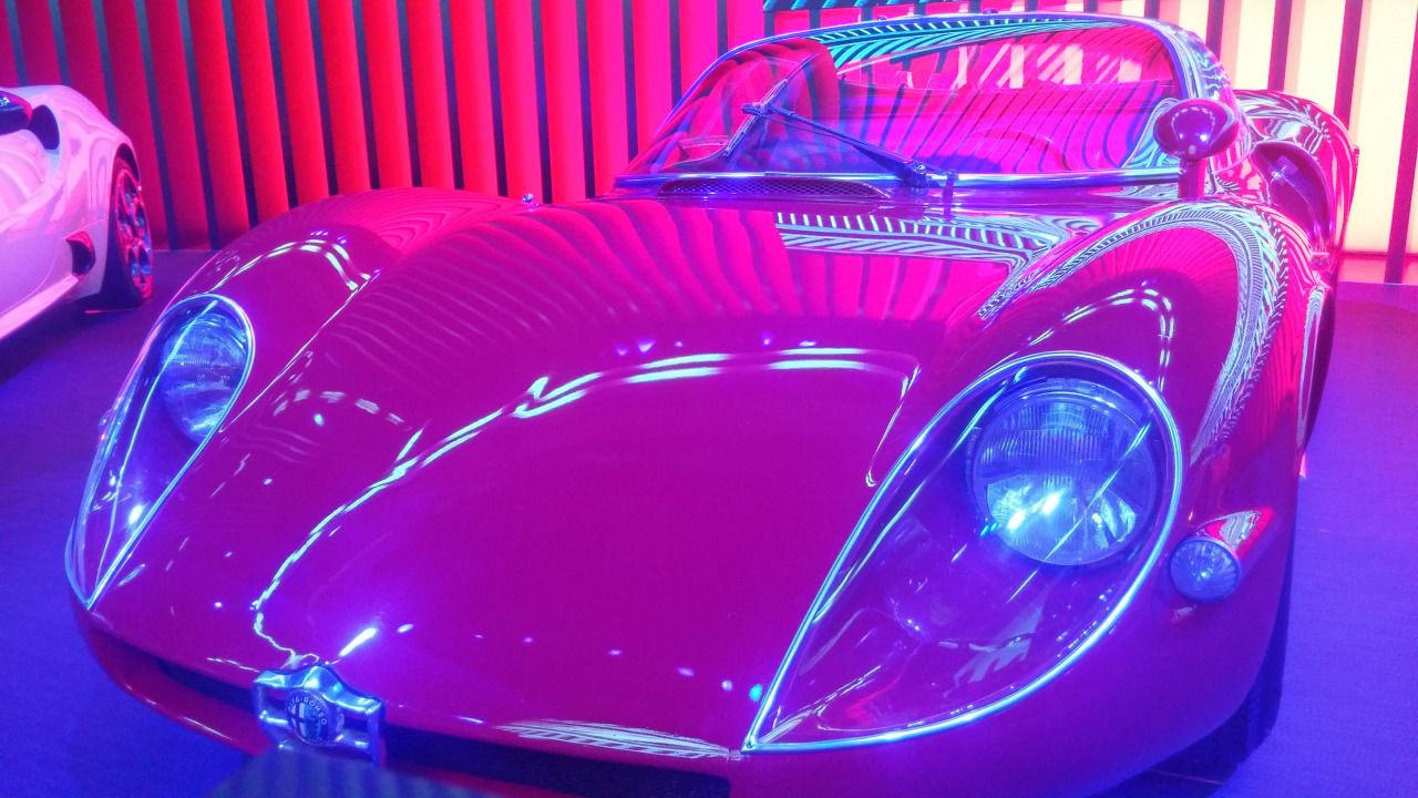 1968 Alfa Romeo 33 Stradale [4160X2340]