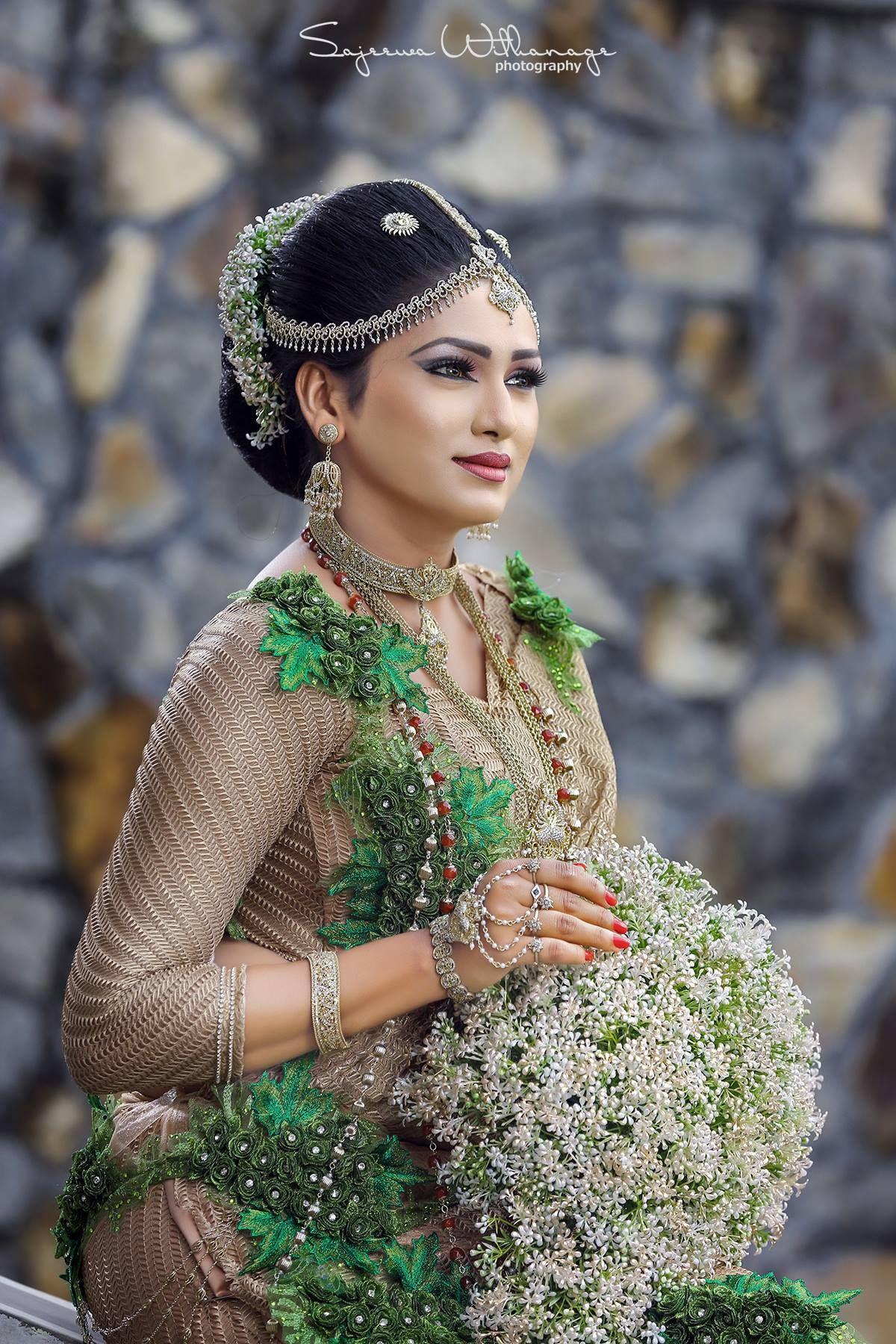 Sri Lankan Fashion Bridesmaid Saree Beautiful Wedding Dresses Indian Bridal Fashion