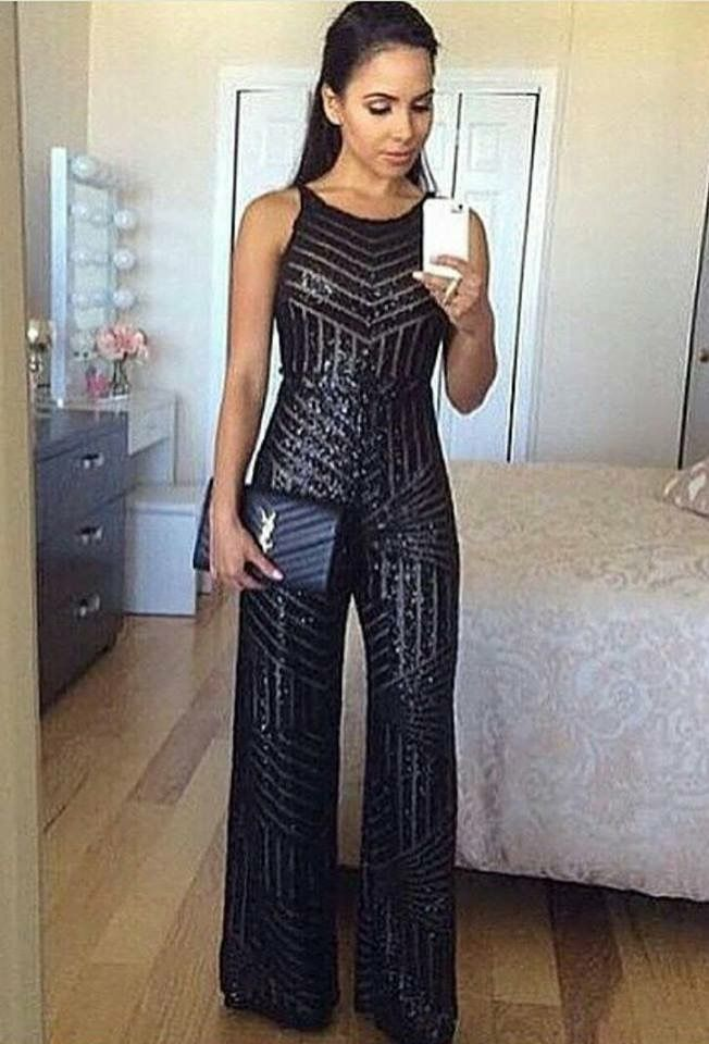 Pin By Latonya Jenkins On Evening Wear Dresses Outfits Jumpsuit
