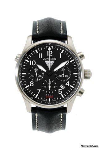 Junkers Hugo Junkers ad: $1,971 Junkers Hugo Junkers Chronograph Ref. No…
