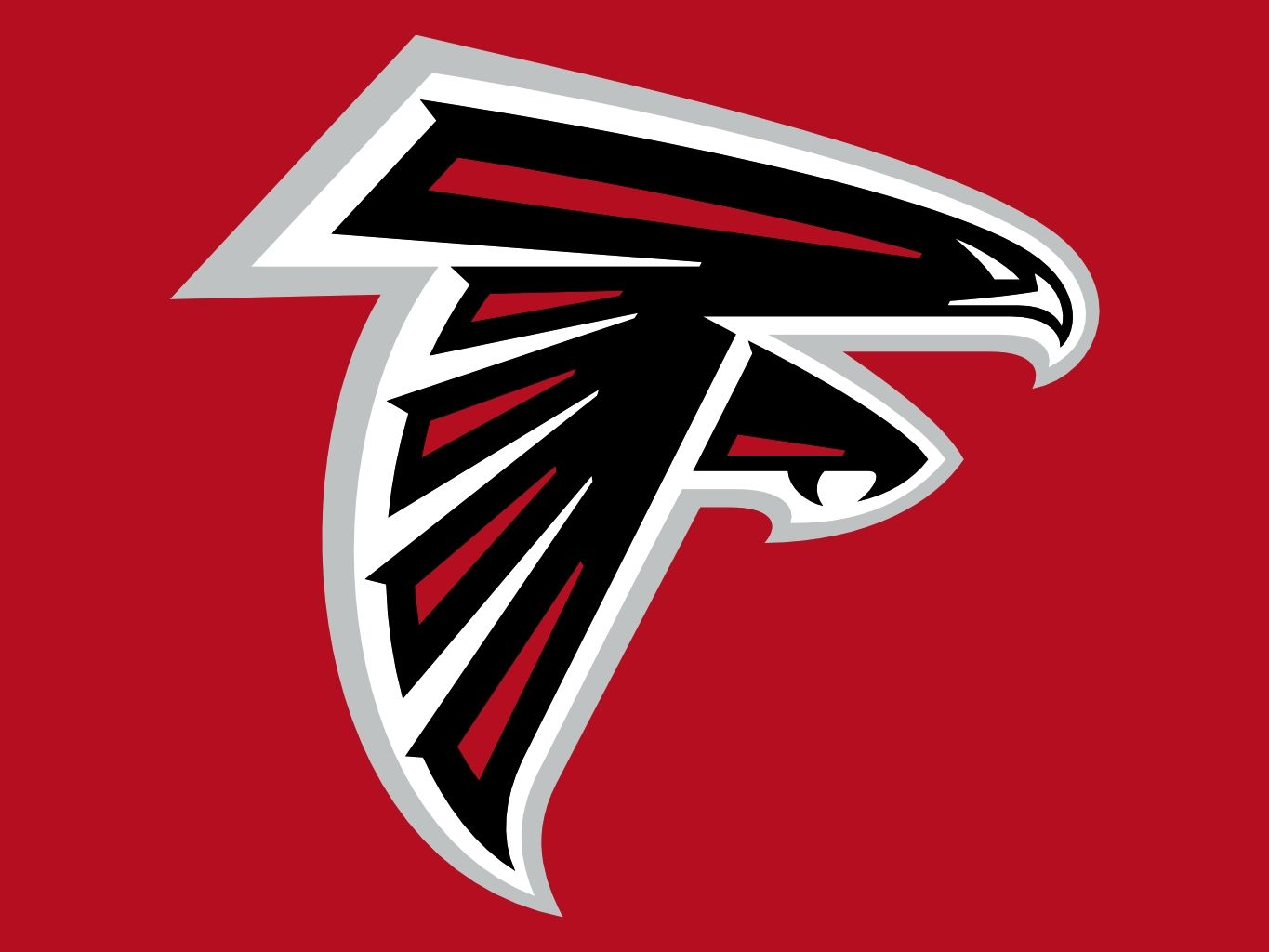 Atlanta Falcons Logo Http Www Atlantafalcons Com Http Pinterest Com Nfldraftday Atlanta Falcons Football Nfl Teams Logos Atlanta Falcons Logo