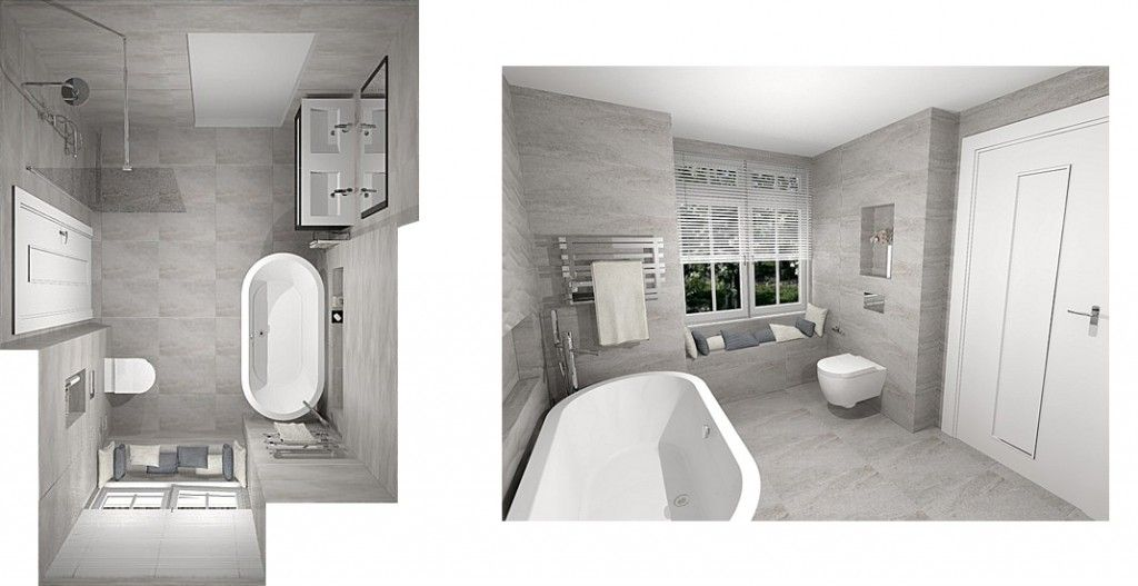 New Drawing Boards Section Elegant And Practical Bathrooms In A - Baos-practicos