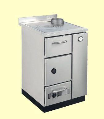 Demanincor FK500 wood cooker boiler stove
