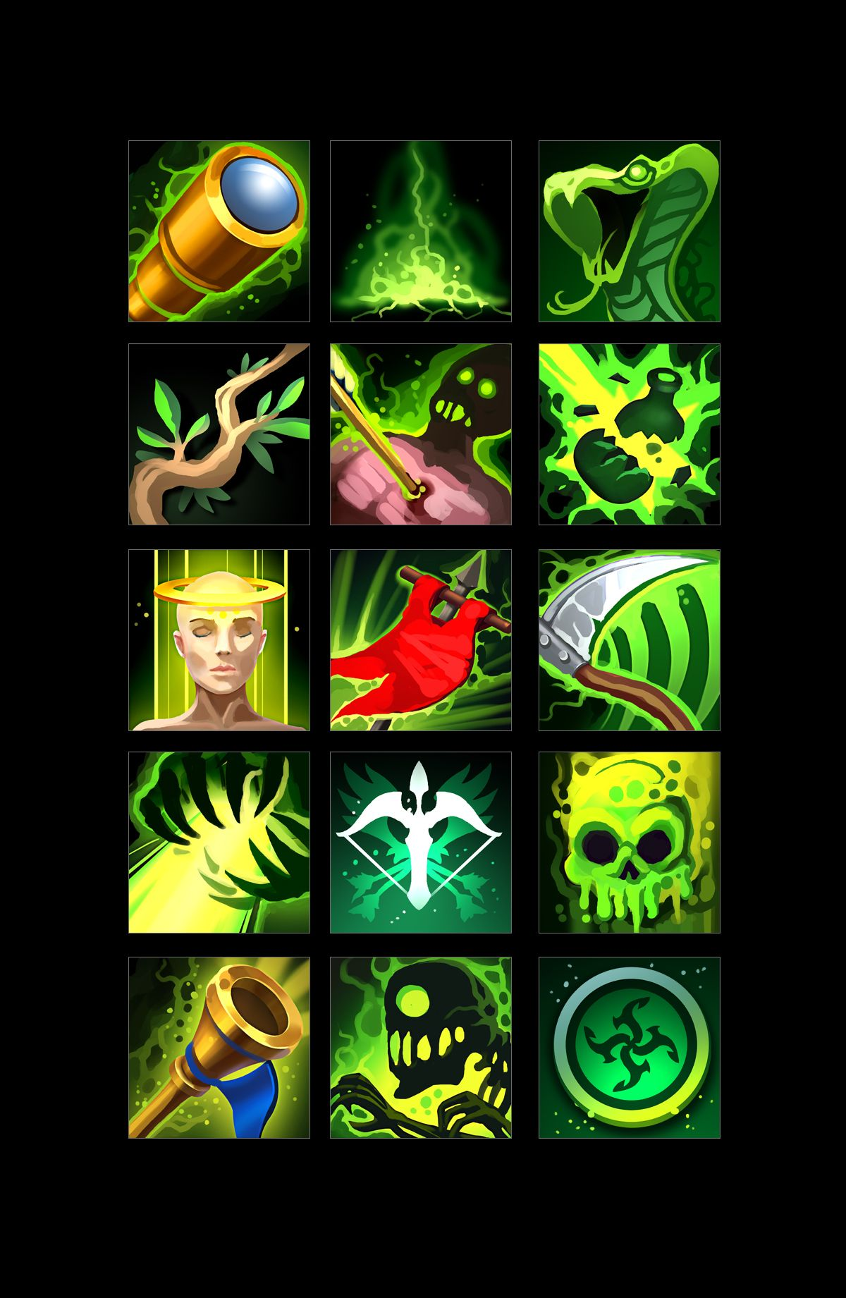 RPG Skills Icons 04 in 2020 Props art, Icon, Rpg