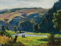 Lolek Stanislav - U řeky
