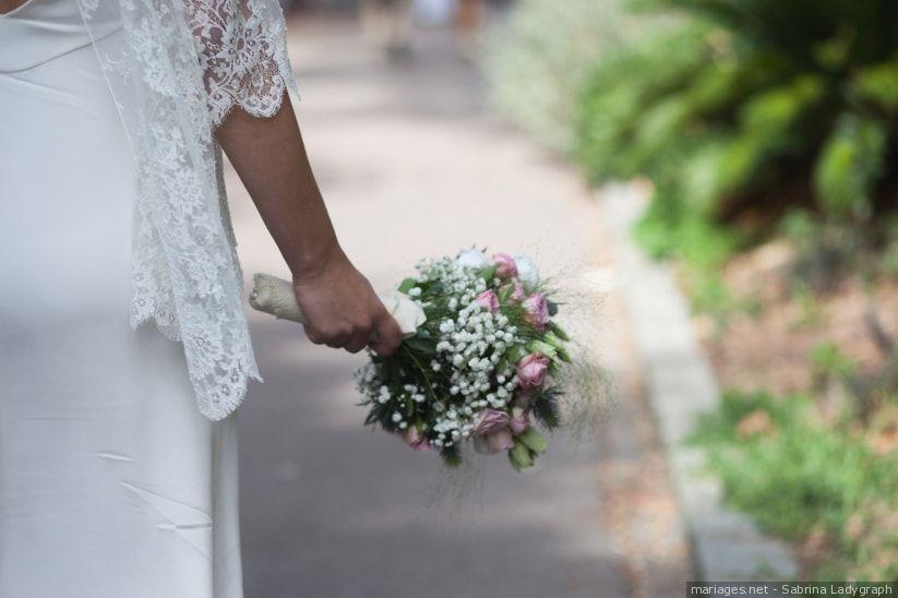 55 petits bouquets de mariée à croquer