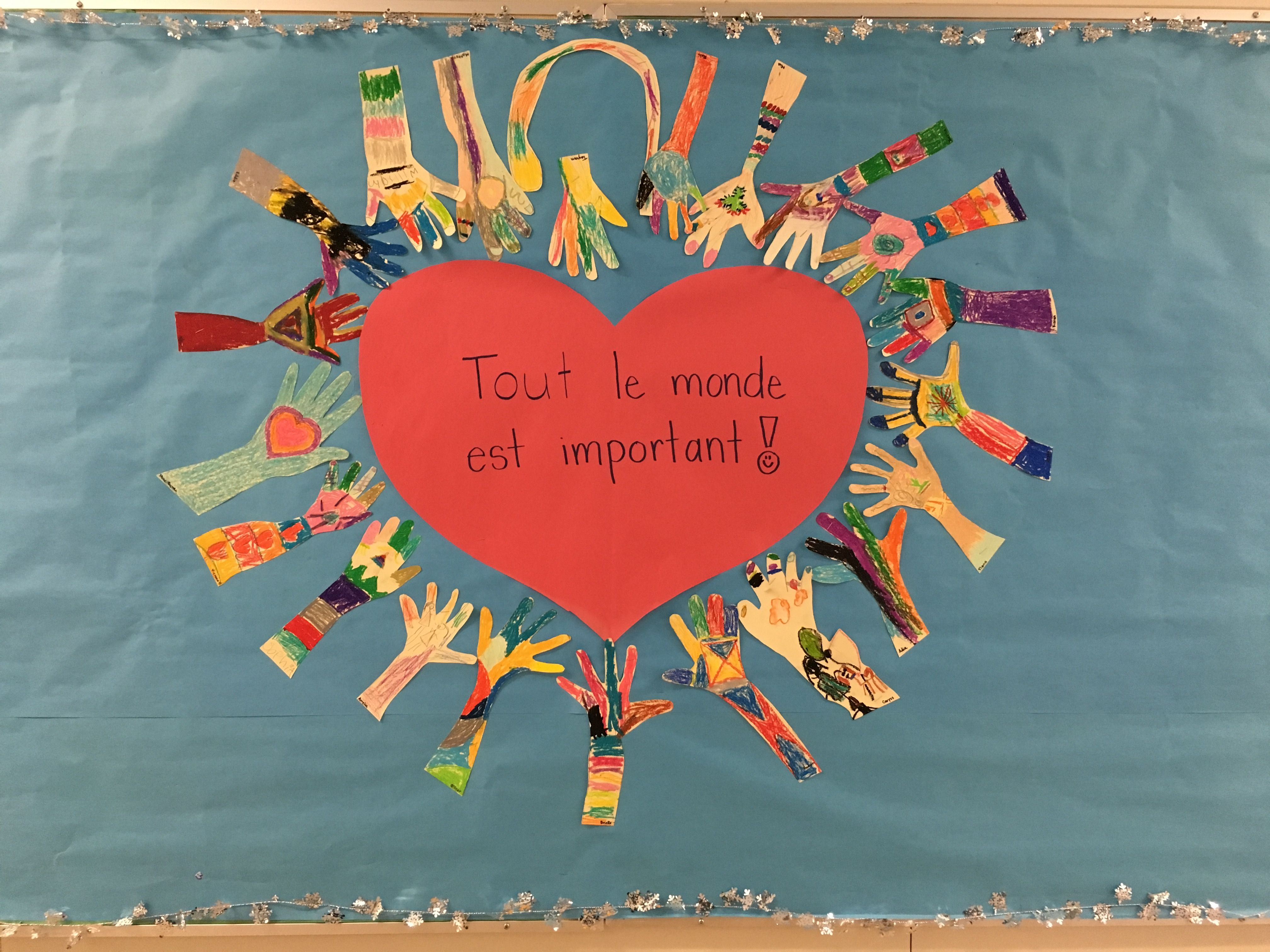 Art Activity About Kindness Inclusion Acceptance Of Others