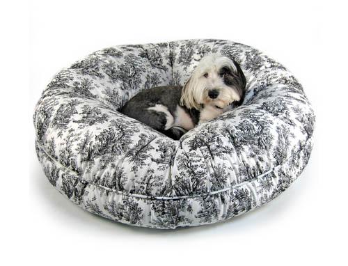 Bagel Bed Dog Milk Dog bed modern, Dog milk, Dog bed