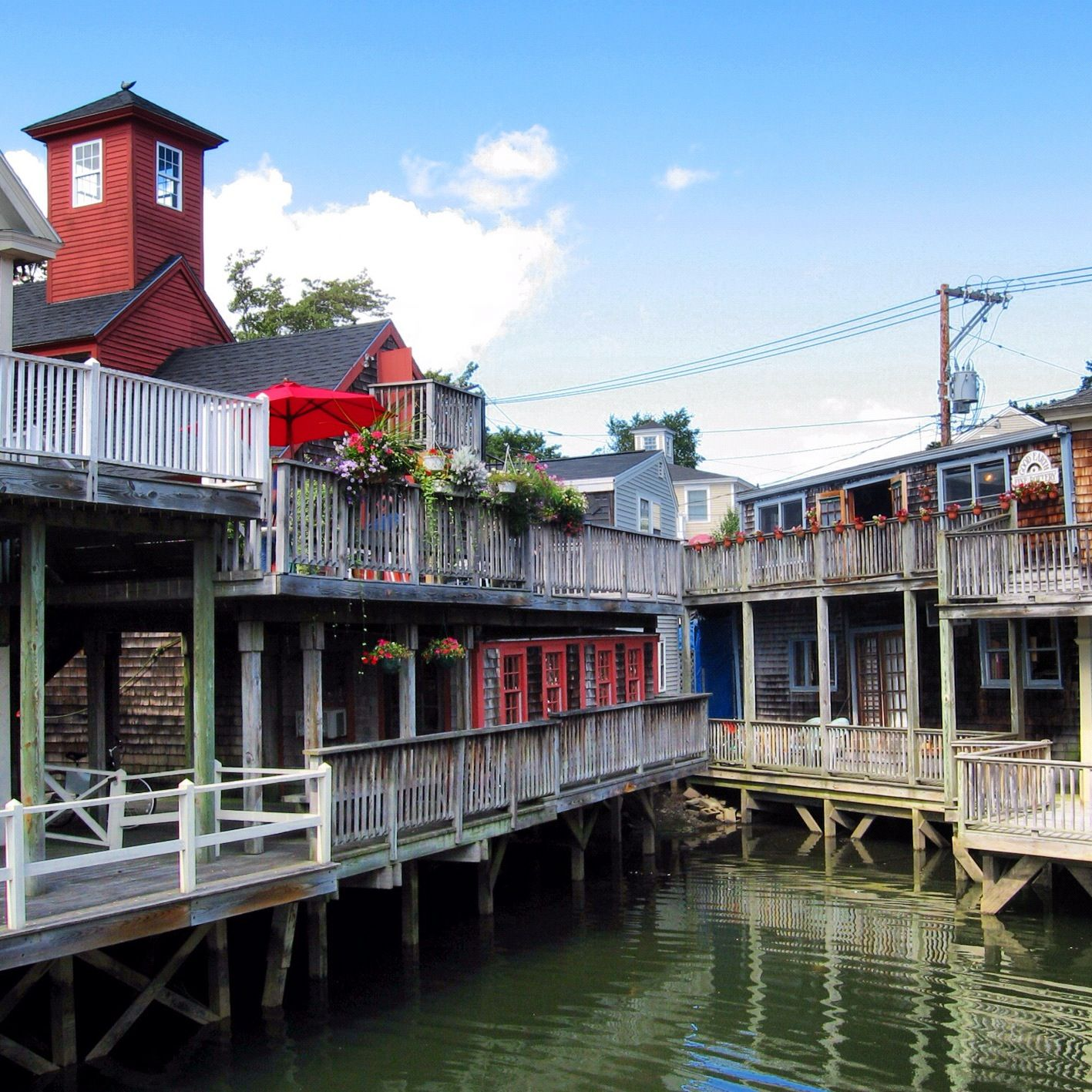 Apartments In Maine New Hampshire: Kennebunkport Maine