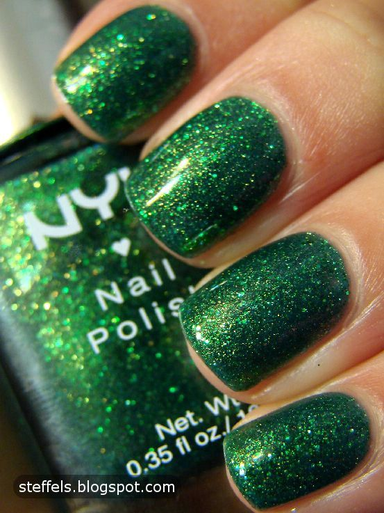 NYX Girls Emerald Forest. One of my very favorites. | Nail polish ...