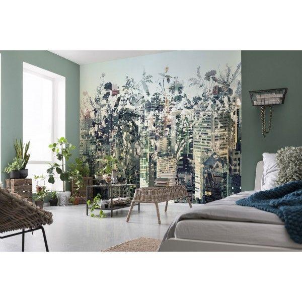Urban Jungle -Papier peint XXL Komar   Urban and Painted wallpaper