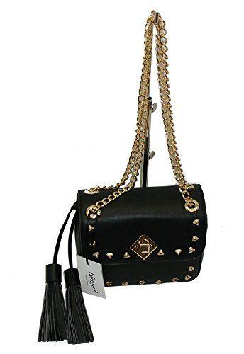 8580abae01 Borsa con tracolla BLUGIRL BG 819002 shoulder bag NERO | Shopping su ...
