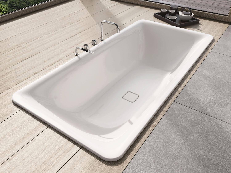 Create A Home Spa Sanctuary With Rogerseller The Edit Built In Bath New Bathroom Ideas Bathtub