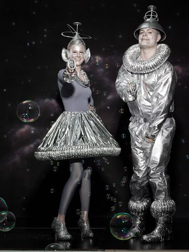 Diy Projects Crafts Raum Kostume Space Girl Kostum Und
