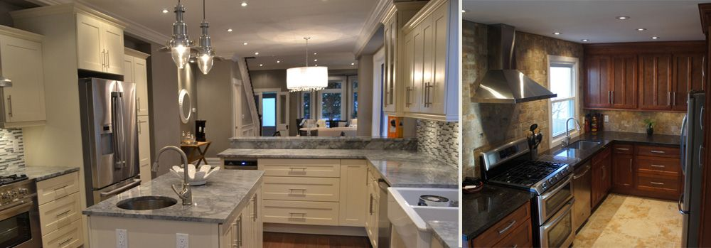 Best Affordable Custom Kitchen Cabinets Installation 400 x 300