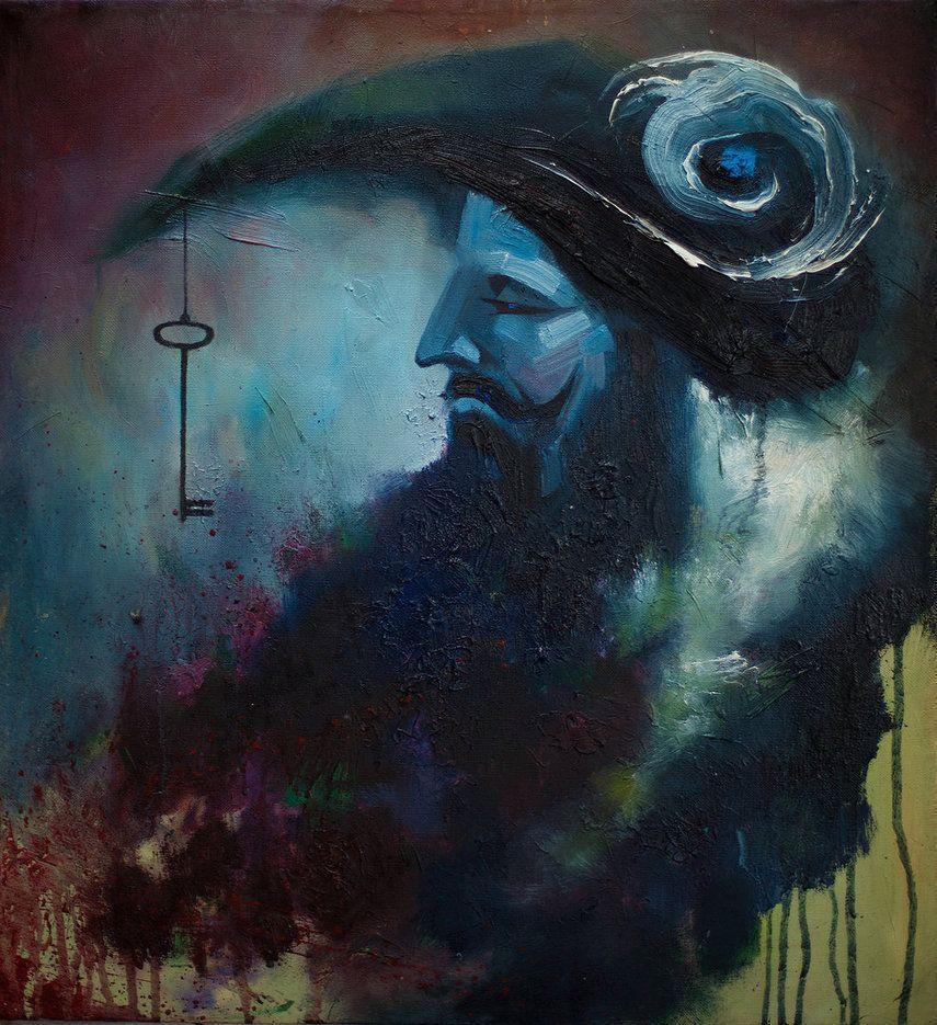 Bluebeard by ValeryaSIREN