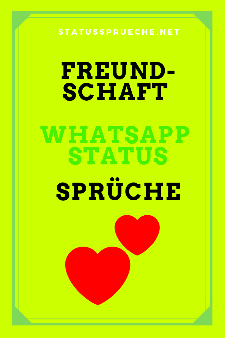 Freundschaftssprüche whatsapp Traurige Sprüche