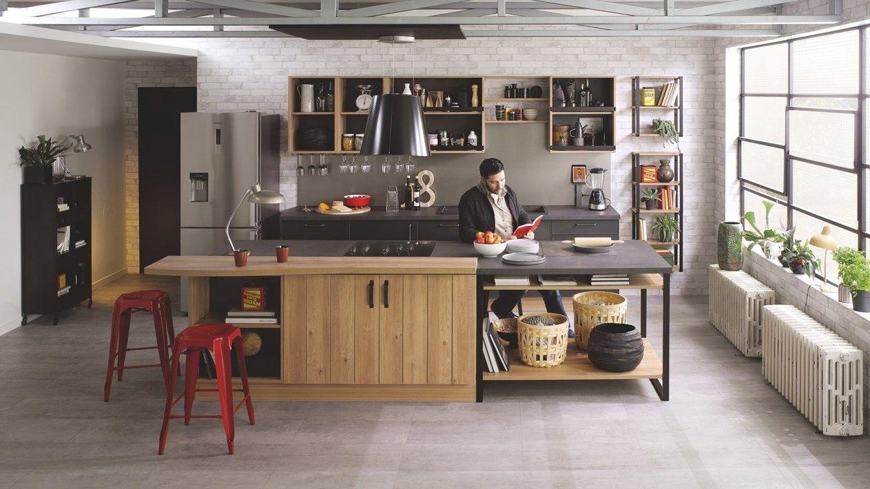 Cuisine Industrielle Selection Des Meilleurs Modeles Cuisinella