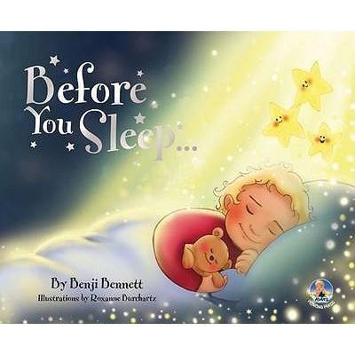 Before You Sleep By Benji Bennett, 9781906818005., Literatura dziecięca