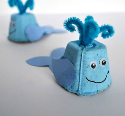 9 Amazing Sea Animal Crafts For Kids And Preschoolers | Styles At Life