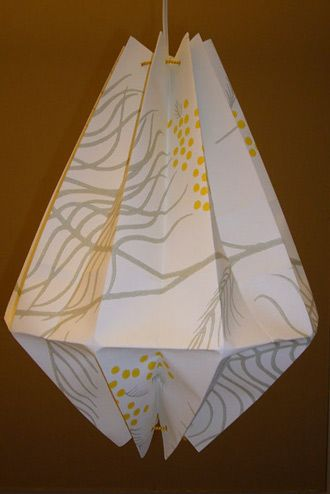 How to make your own paper lantern paper lanterns chinese origami paper aloadofball Image collections