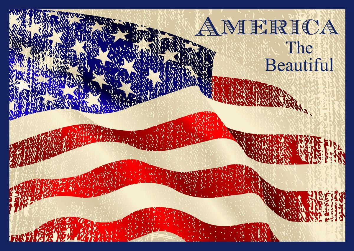 Enjoy These Vintage Independence Day Cards Clip art, Usa