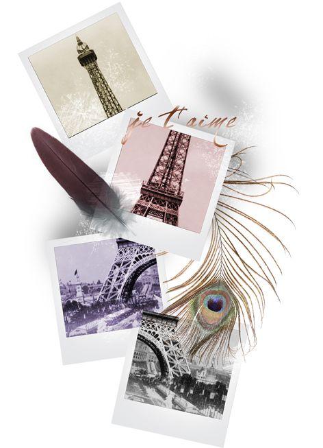 PARIS JE T'AIME by Giuseppe Gambardella