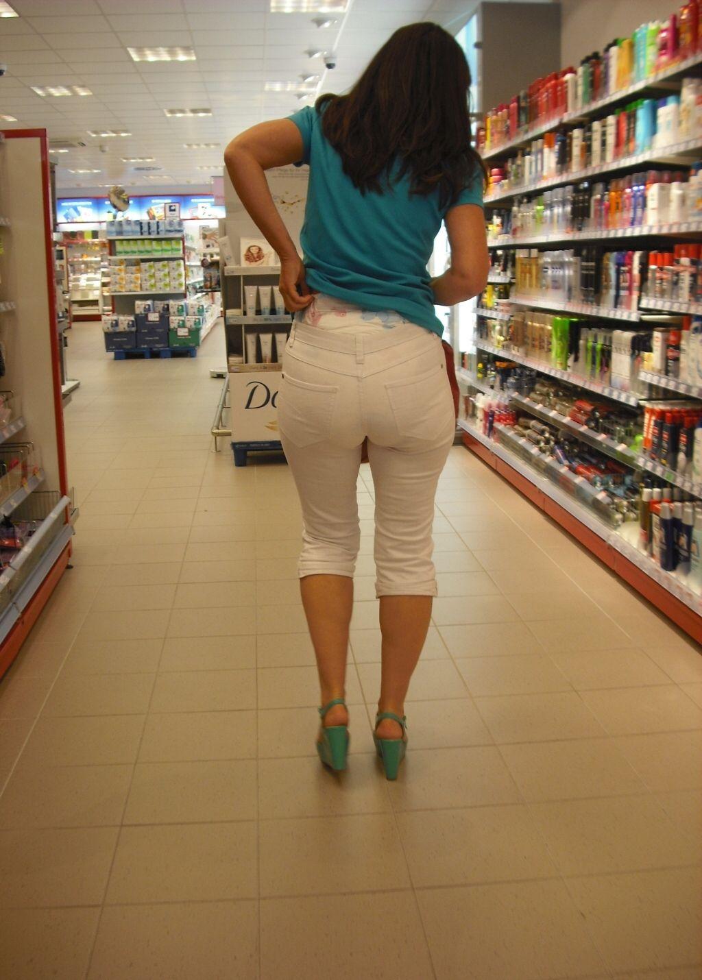 Pin By Sandra Wilson On Vpl Girls Jeans Plastic Pants