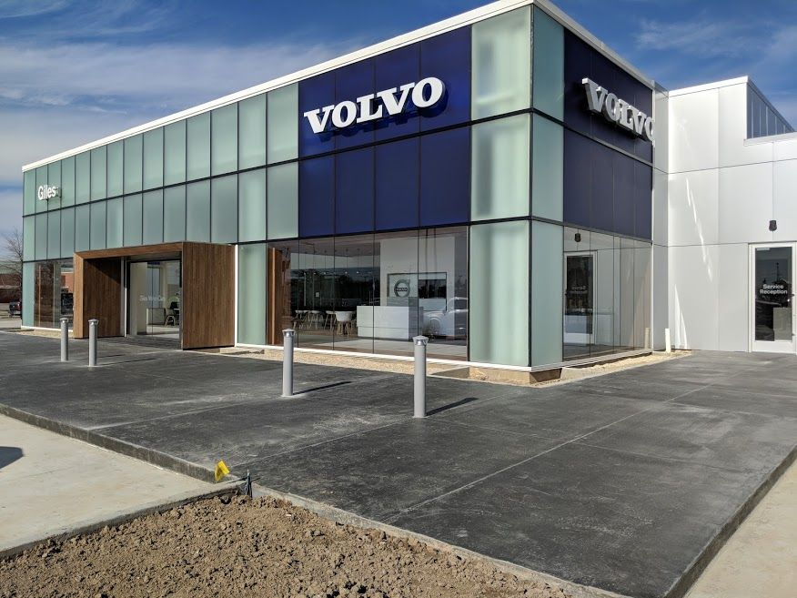 Video Story New Volvo Dealership Breaks Ground In Northwest El Paso El Paso Herald Post Volvo Dealership Volvo House Styles