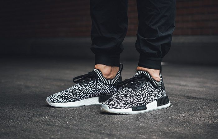 The adidas NMD Zebra Pack Black comes decorated in a classic primeknit that  gives all the. colours itself in the unique Zebra accent.