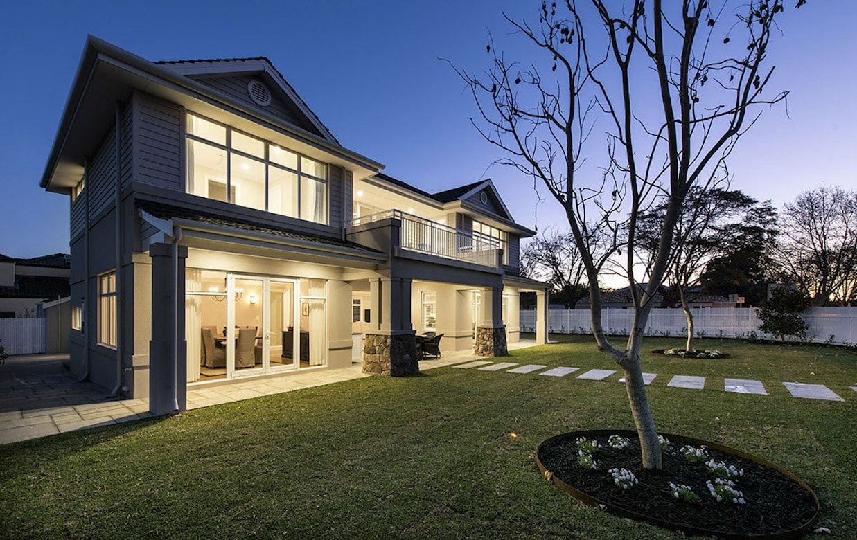 Long Island Display Home built by Perth's premier luxury