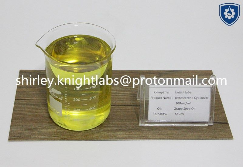 Testosterone Cypionate injectable oil 200mg/ ml , 550ml