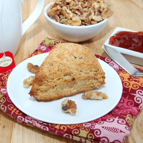 Honey Nut Scones More Other Scone Recipes With Images