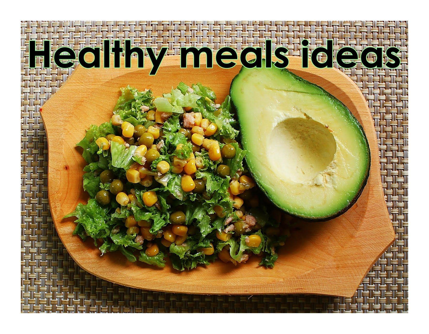 Healthy meals ideas 1 food pinterest meal ideas meals and healthy meals ideas 1 forumfinder Images