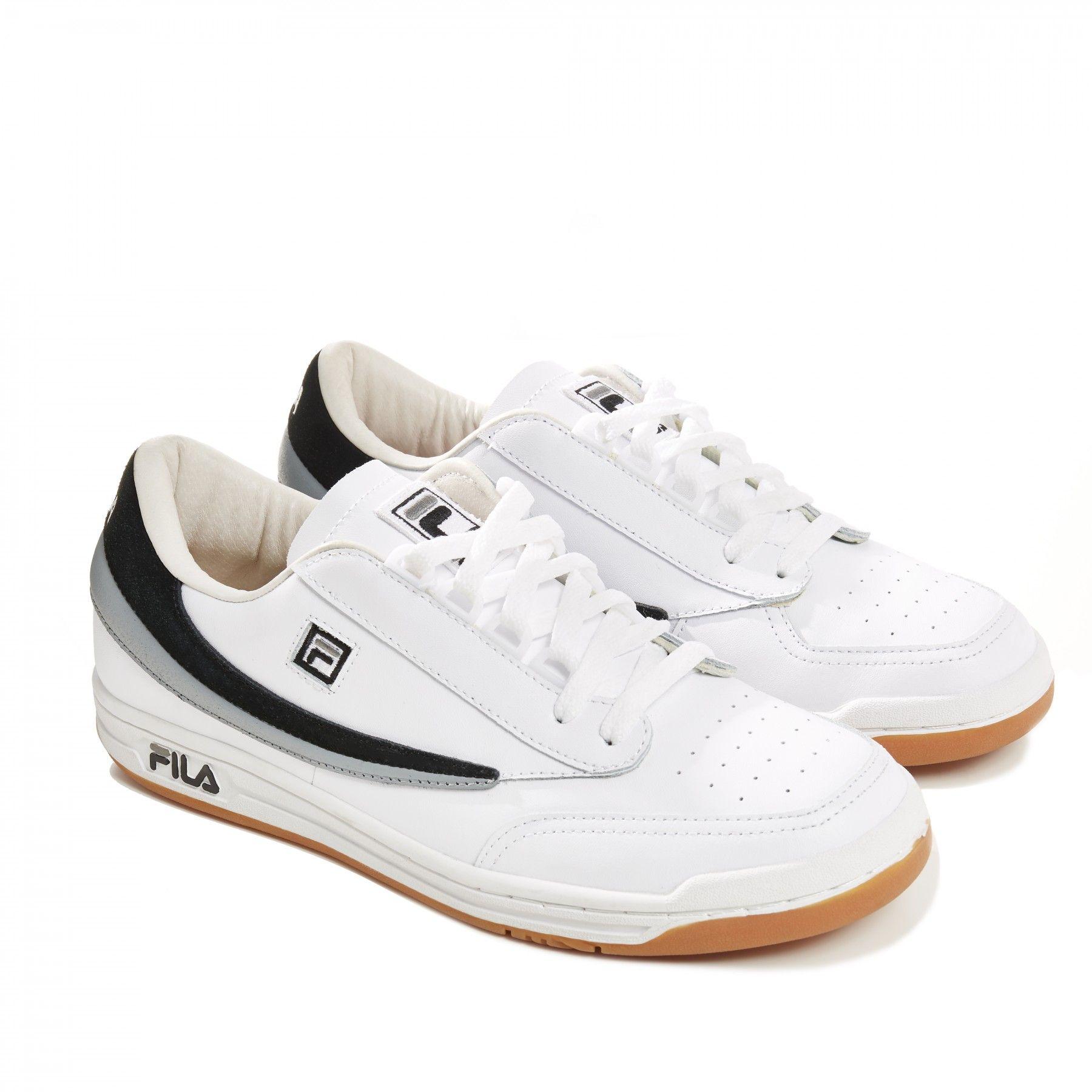 Gosha Rubchinskiy DSM Exclusive Fila Sneakers (White/Black/Grey)