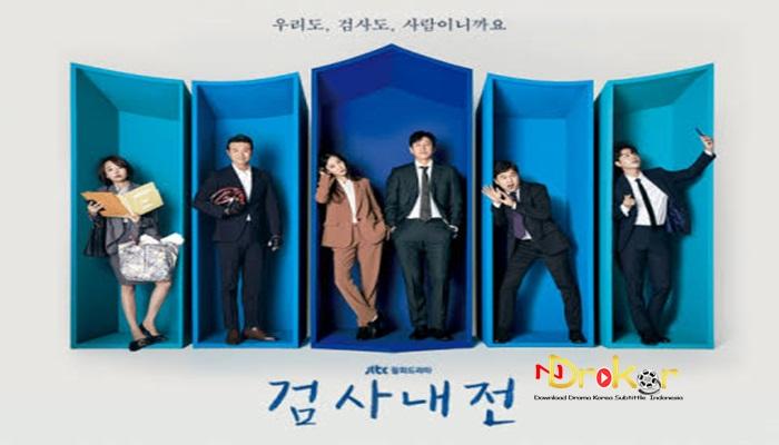 Drama Korea Diary of a Prosecutor Subtitle Indonesia