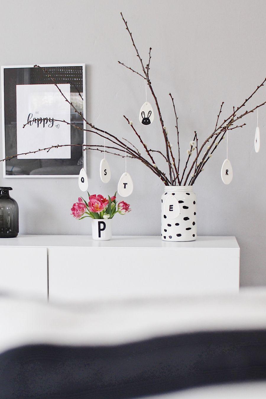 diy ostereier selber machen mit natron und speisest rke diy ostern fr hling basteln. Black Bedroom Furniture Sets. Home Design Ideas