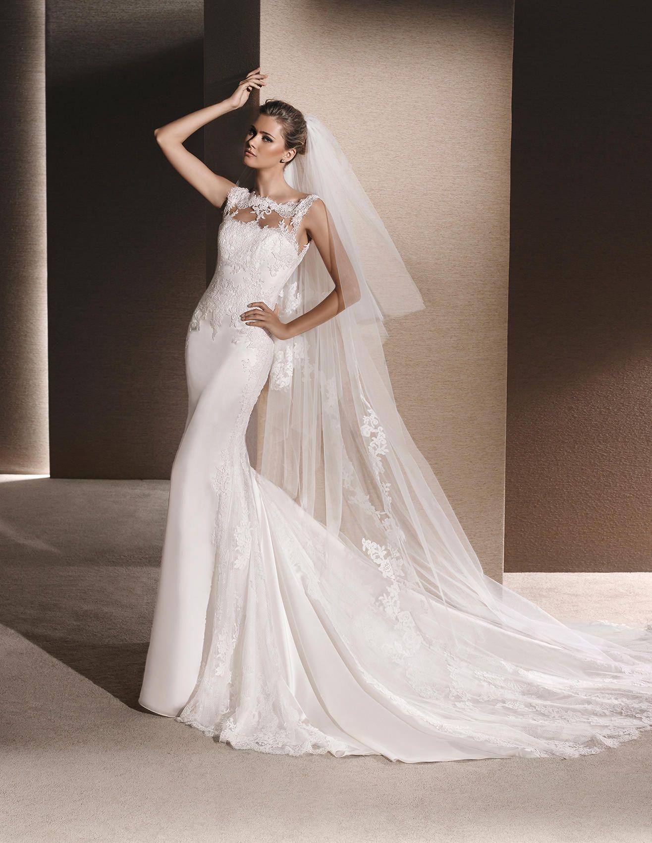 Trendy La Sposa Wedding Dresses u Glamour Bridal Collection