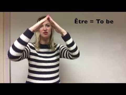 short French grammar lessons and songs by British teacher Natasha Morgan